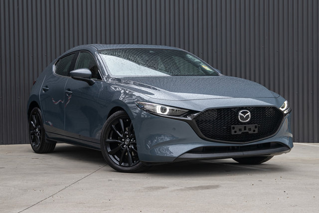 New Mazda 3 BP2HLA G25 SKYACTIV-Drive Astina, 2020 Mazda 3 BP2HLA G25 SKYACTIV-Drive Astina Polymetal Grey 6 Speed Sports Automatic Hatchback