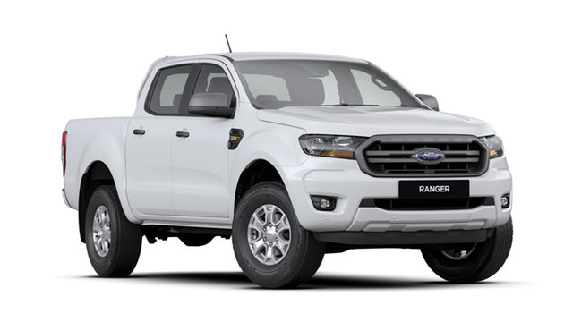 New Ford Ranger  , 2020 Ford Ranger TH MY20.75 XLS 3.2L (4x4) Arctic White 6 Speed Automatic Dual Cab