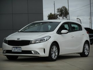 2016 Kia Cerato YD MY17 S Premium 6 Speed Sports Automatic Hatchback
