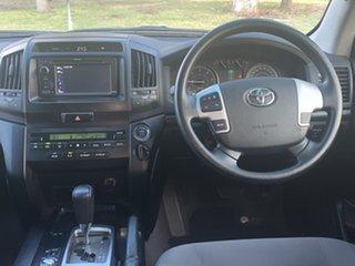 2013 Toyota Landcruiser GXL White Automatic Wagon