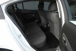 2013 Holden Cruze JH Series II MY13 Equipe Polar White 6 Speed Sports Automatic Sedan