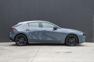 2020 Mazda 3 BP2HLA G25 SKYACTIV-Drive Astina Polymetal Grey 6 Speed Sports Automatic Hatchback.