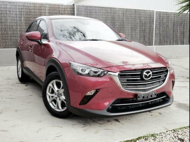 Used Mazda CX-3 DK MY19 Maxx Sport (FWD), 2018 Mazda CX-3 DK MY19 Maxx Sport (FWD) 6 Speed Automatic Wagon