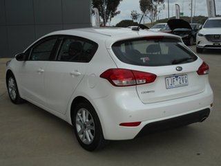2016 Kia Cerato YD MY17 S Premium 6 Speed Sports Automatic Hatchback.