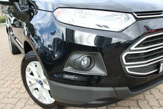2016 Ford Ecosport BK Trend Black 5 Speed Manual Wagon.