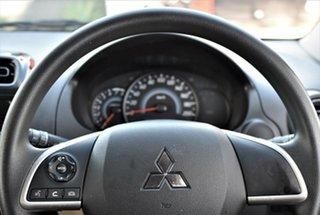 2018 Mitsubishi Mirage LA MY19 ES 1 Speed Constant Variable Hatchback