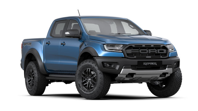 New Ford Ranger TH , 2020 Ford Ranger TH Raptor 2.0L (4x4) Ford Performance Blue 10 Speed 10 Speed Sports Auto Dual Cab