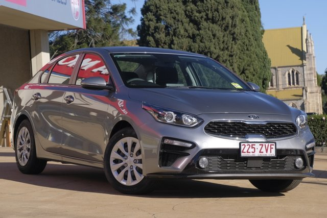Demo Kia Cerato BD MY20 S, 2019 Kia Cerato BD MY20 S Steel Grey 6 Speed Sports Automatic Sedan