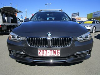 2014 BMW 320i F31 MY0813 Touring Grey 8 Speed Sports Automatic Wagon