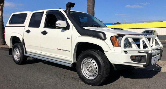 Used Holden Colorado RC MY11 LX Crew Cab, 2010 Holden Colorado RC MY11 LX Crew Cab 4 Speed Automatic Utility