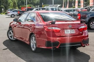 2013 Toyota Aurion GSV50R Sportivo SX6 Red 6 Speed Sports Automatic Sedan.