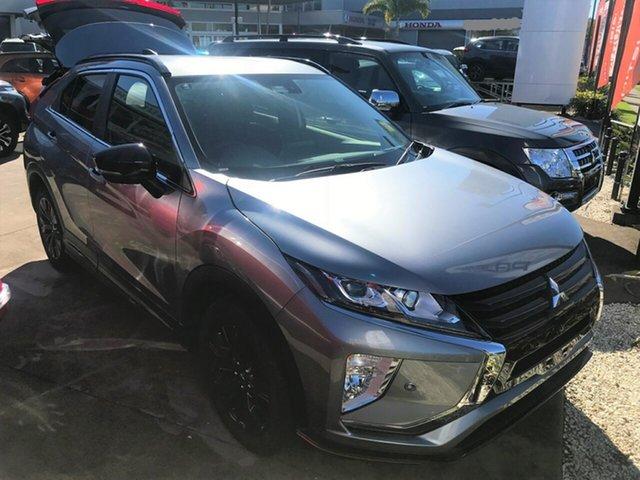 Demo Mitsubishi Eclipse Cross YA MY19 Black Edition 2WD, YA Eclipse Cross Black Edition 1.5L T/C CVT 2WD