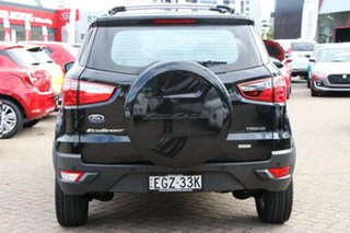 2016 Ford Ecosport BK Trend Black 5 Speed Manual Wagon