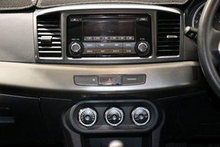 2015 Mitsubishi Lancer CJ MY15 ES Sport Silver 6 Speed CVT Auto Sequential Sedan