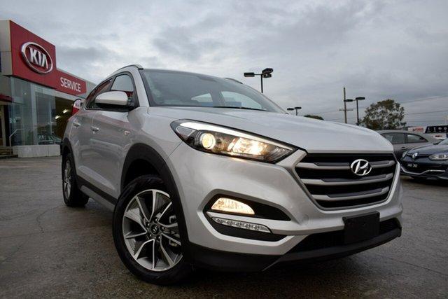 Used Hyundai Tucson TL MY18 Active X 2WD, 2018 Hyundai Tucson TL MY18 Active X 2WD Silver 6 Speed Sports Automatic Wagon