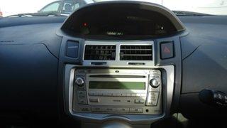 2009 Toyota Yaris NCP91R MY10 YRX Red 5 Speed Manual Hatchback