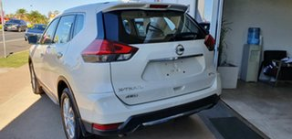 2018 Nissan X-Trail T32 Series 2 ST (4WD) White Continuous Variable Wagon.