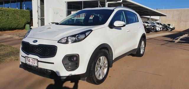 Used Kia Sportage QL MY18 SI (FWD), 2018 Kia Sportage QL MY18 SI (FWD) White 6 Speed Automatic Wagon