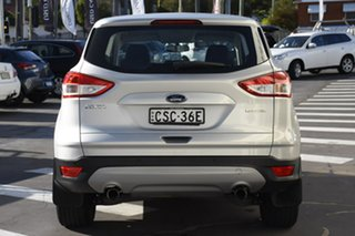 2013 Ford Kuga TF Ambiente 2WD Silver 6 Speed Manual Wagon