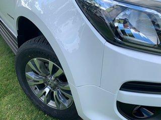 2020 Holden Trailblazer RG MY20 LTZ White 6 Speed Sports Automatic Wagon.