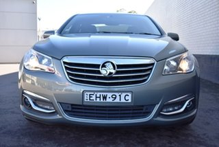 2016 Holden Calais VF II MY16 Grey 6 Speed Sports Automatic Sedan.