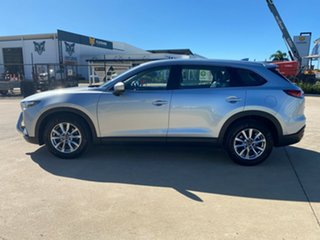 2016 Mazda CX-9 TC Touring SKYACTIV-Drive Silver 6 Speed Sports Automatic Wagon