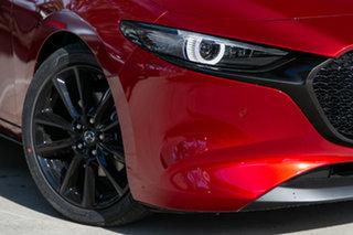 2020 Mazda 3 BP2HLA G25 SKYACTIV-Drive Astina Soul Red Crystal 6 Speed Sports Automatic Hatchback.
