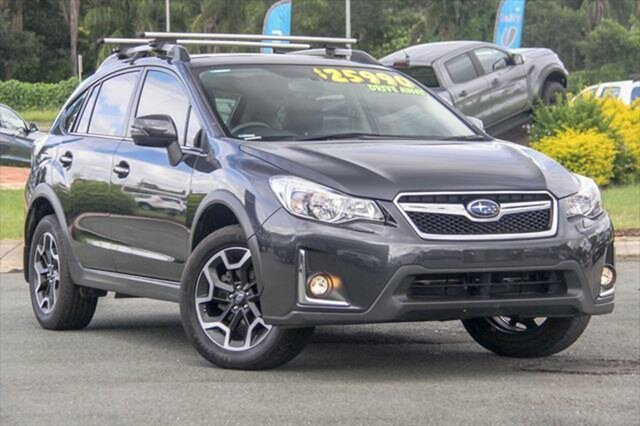 Used Subaru XV G4X MY16 2.0i-S Lineartronic AWD, 2015 Subaru XV G4X MY16 2.0i-S Lineartronic AWD Dark Metallic Grey 6 Speed Constant Variable Wagon