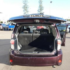2010 Toyota Rukus AZE151R Build 2 Hatch Maroon 4 Speed Sports Automatic Wagon