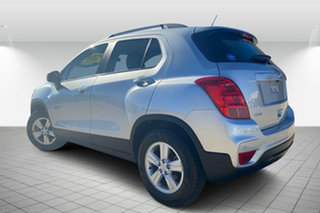 2018 Holden Trax TJ MY18 LS Silver 6 Speed Automatic Wagon