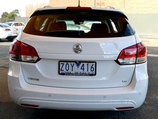 2013 Holden Cruze JH Series II MY13 CD Sportwagon White 6 Speed Sports Automatic Wagon