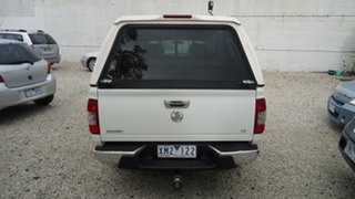 2006 Holden Rodeo RA MY06 LT Crew Cab 4x2 White 4 Speed Automatic Utility