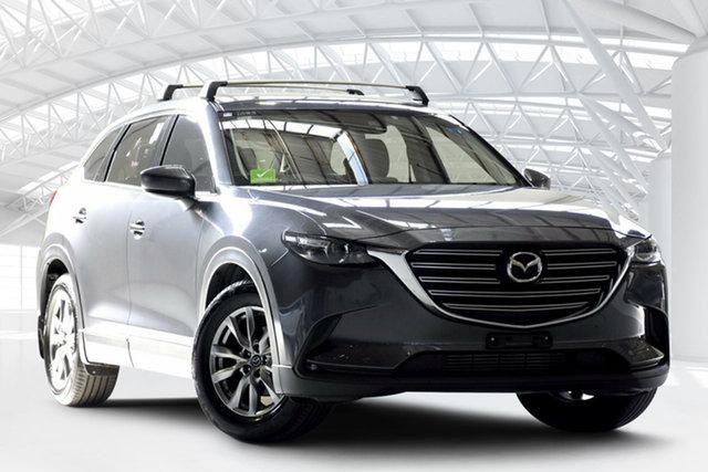 Used Mazda CX-9 MY16 Touring (FWD), 2017 Mazda CX-9 MY16 Touring (FWD) Grey 6 Speed Automatic Wagon