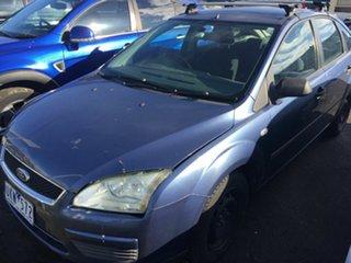 2006 Ford Focus LS CL Blue 5 Speed Manual Hatchback.