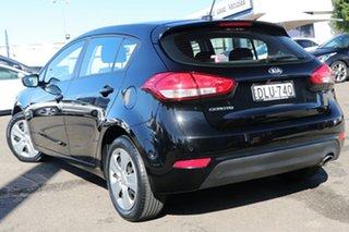 2016 Kia Cerato YD MY16 S Premium Black 6 Speed Sports Automatic Hatchback.