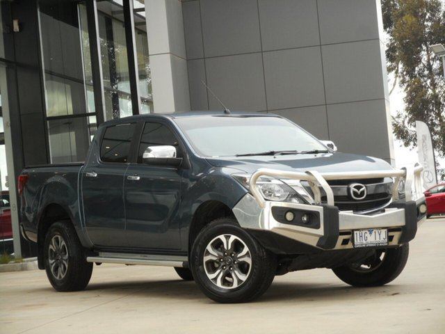 Used Mazda BT-50 UP0YF1 GT, 2015 Mazda BT-50 UP0YF1 GT 6 Speed Sports Automatic Utility