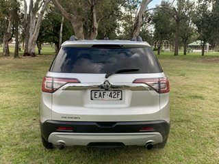 2019 Holden Acadia AC MY19 LTZ 2WD Silver 9 Speed Sports Automatic Wagon