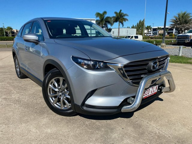 Used Mazda CX-9 TC Touring SKYACTIV-Drive, 2016 Mazda CX-9 TC Touring SKYACTIV-Drive Silver 6 Speed Sports Automatic Wagon