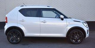 2020 Suzuki Ignis MF Series II GLX White 1 Speed Constant Variable Hatchback