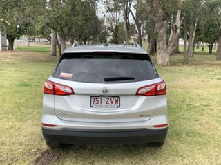 2020 Holden Equinox BLACK EDITION Silver 6 Speed Automatic Wagon