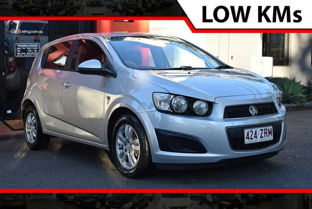 Used Holden Barina TK MY11 , 2011 Holden Barina TK MY11 Metallic Silver 4 Speed Automatic Hatchback