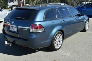 2011 Holden Commodore VE II MY12 Equipe Green 6 Speed Automatic Sportswagon