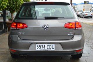 2015 Volkswagen Golf VII MY15 90TSI DSG Comfortline Grey Metallic 7 Speed