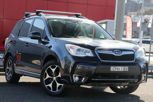 Used Subaru Forester S4 MY13 XT Lineartronic AWD Premium, 2013 Subaru Forester S4 MY13 XT Lineartronic AWD Premium Grey 8 Speed Constant Variable Wagon