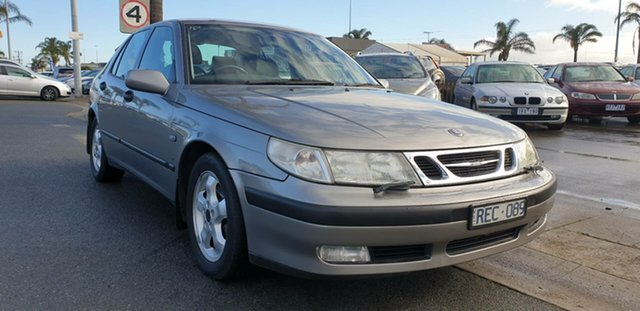 Used Saab 9-5  SE, 2001 Saab 9-5 SE Grey 4 Speed Automatic Sedan