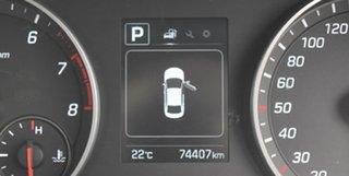 2018 Hyundai Elantra AD MY18 SR DCT Turbo Grey 7 Speed Sports Automatic Dual Clutch Sedan.