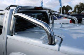 2007 Ford Ranger PJ XLT Crew Cab Silver 5 Speed Manual Utility