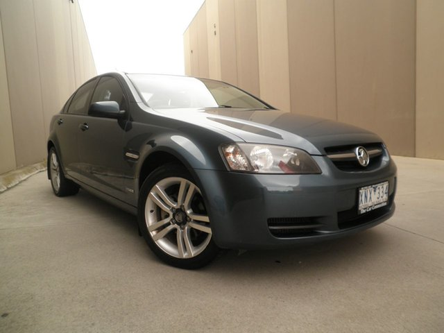 Used Holden Commodore VE MY10 Omega, 2010 Holden Commodore VE MY10 Omega Karma Blue 6 Speed Sports Automatic Sedan