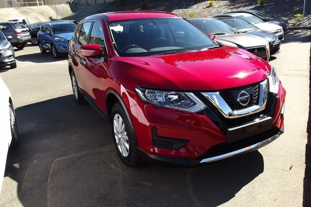 Used Nissan X-Trail T32 Series II ST X-tronic 2WD, 2019 Nissan X-Trail T32 Series II ST X-tronic 2WD Red 7 Speed Wagon