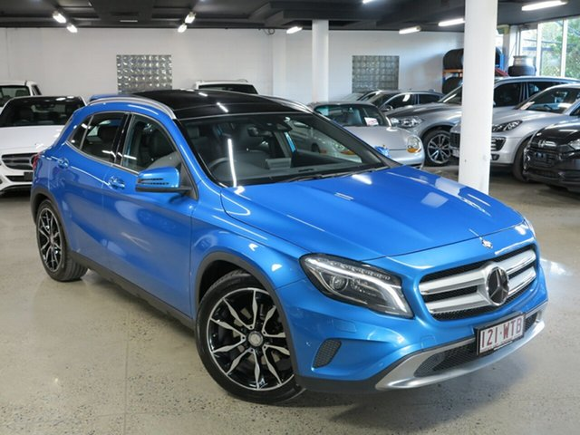 Used Mercedes-Benz GLA-Class X156 807MY GLA250 DCT 4MATIC, 2016 Mercedes-Benz GLA-Class X156 807MY GLA250 DCT 4MATIC Southseablue 7 Speed
